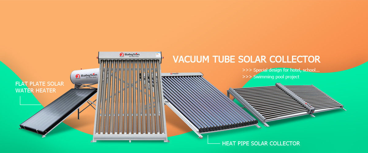 China best Copper Coil Solar Water Heater on sales