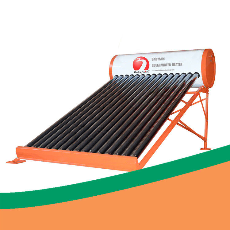 CE Thermo 200 Litre Solar Geyser 200L Low Pressure Solar Water Heater