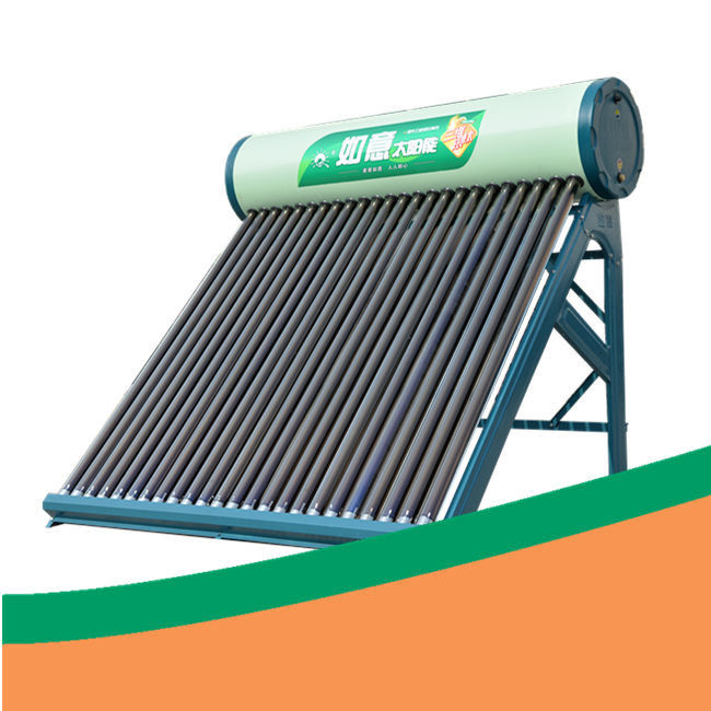 Solar Thermal Evacuated Tubes 300 L Low Pressure Solar Water Heater