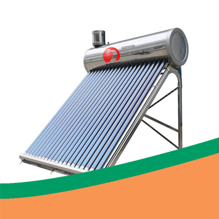 Integrated CE batch solar water heater low pressure solar water heater