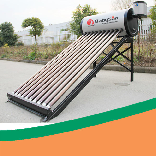 CE Solar Thermal Pool Heating BS NPS Low Pressure Solar Water Heater