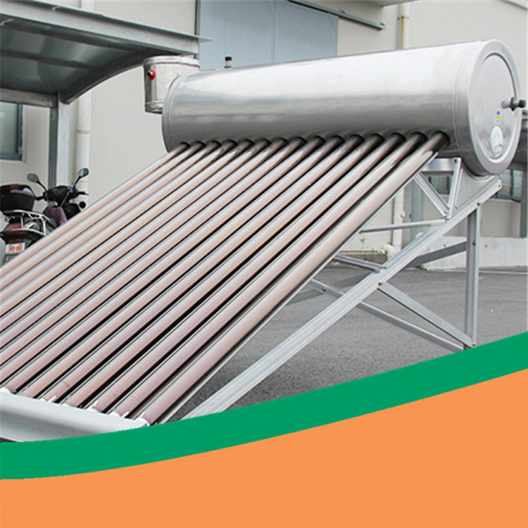 stainless steel thermal solar water heater low pressure solar water heater