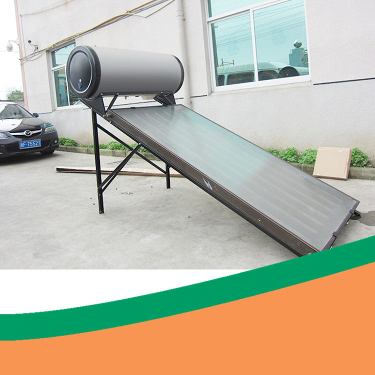 CE ISO FPC Evacuated Copper TP2 Flat Plate Solar Collector