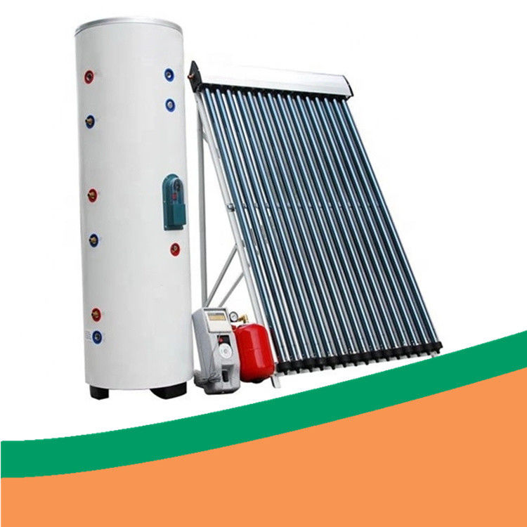 Separated 300L High Pressure Solar Collector Solar Pipe Heater