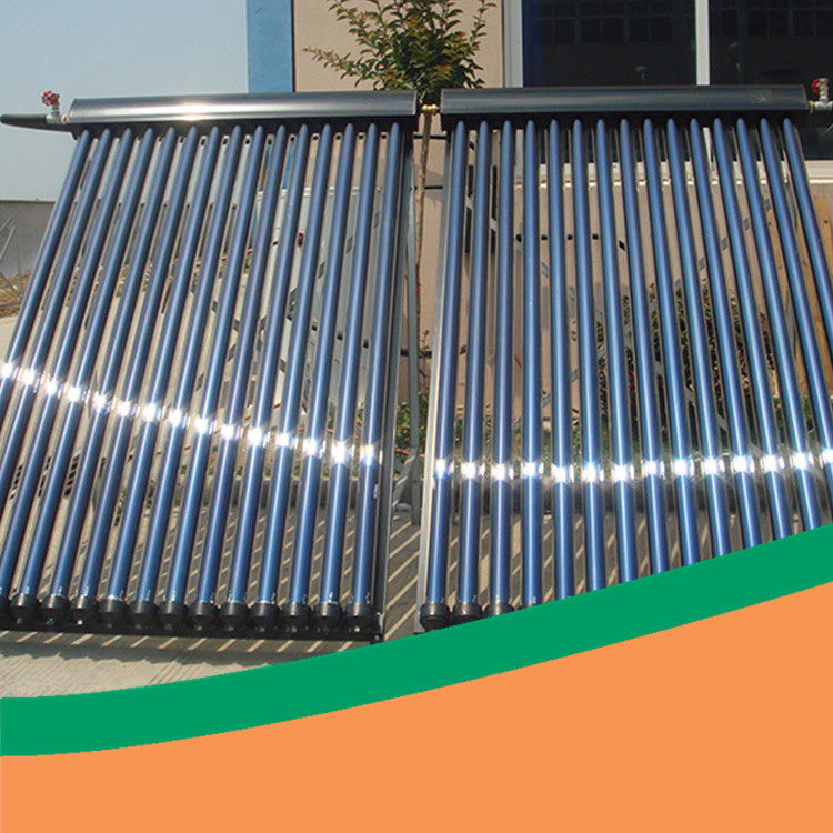 Solar Tube Geysers SUS304 Commercial Solar Water Heating Systems