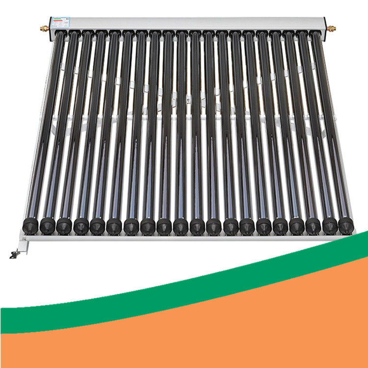 Rooftop Heat Pipe Solar Collector