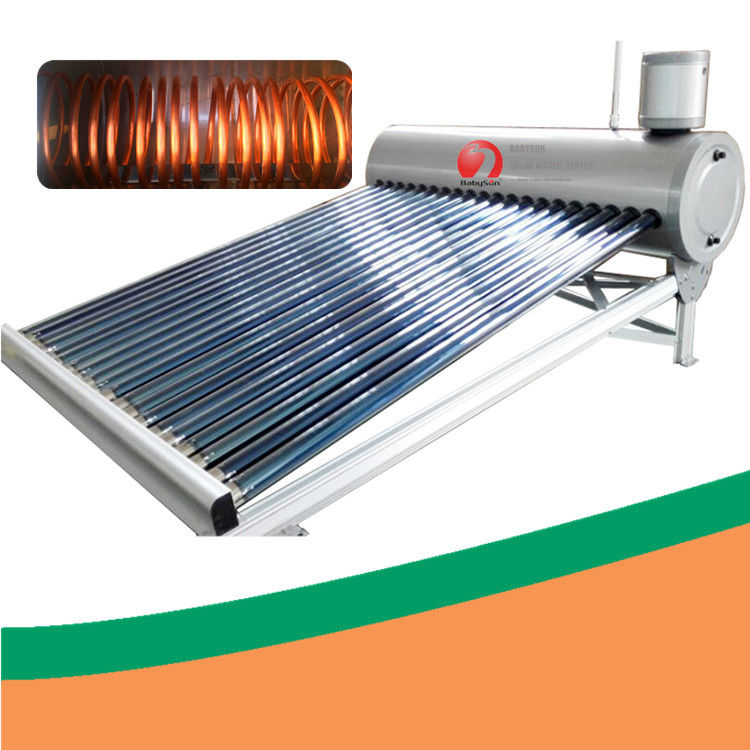 200 Ltr Solar Water Heater With Heat Exchanger