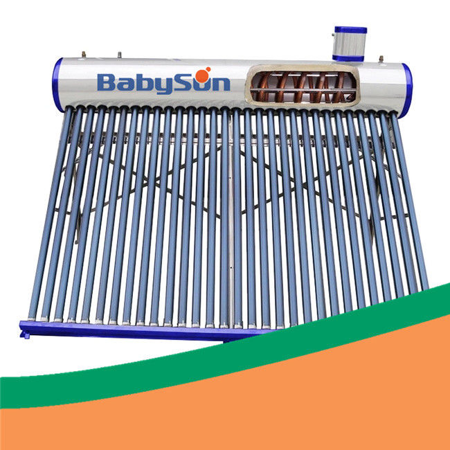 Heat Exchanger 150 Litre Copper Coil Solar Water Heater