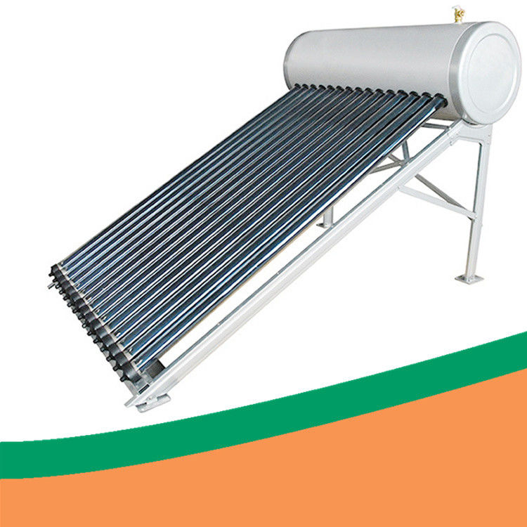 15 Tubes 150L High Pressure Solar Water Heater Roof Water Heating Systems