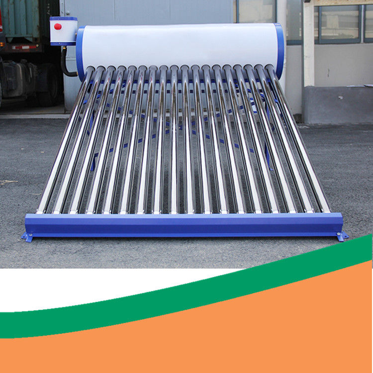240L 360L Integrative SS Solar Water Heater For Swimming Pool