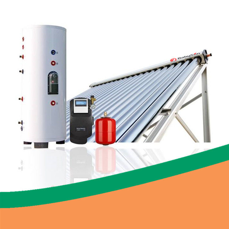 Green Power Heat Pipe Solar Collector High Pressure Solar Water Heater