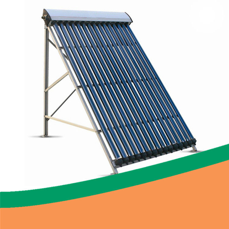 2 Person 15 Pcs U Pipe Solar Collector 150l High Pressure Solar Geyser