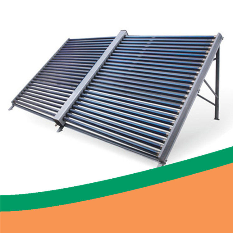 Split Solar Pool Heating Manifolds 500 Ltr Solar Water Heater